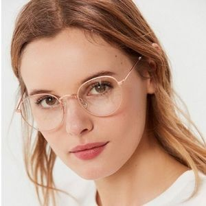 Rose Gold Kendall Round Retro Readers!